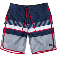DC Battery Park Board Short - Men's Battery Grey,