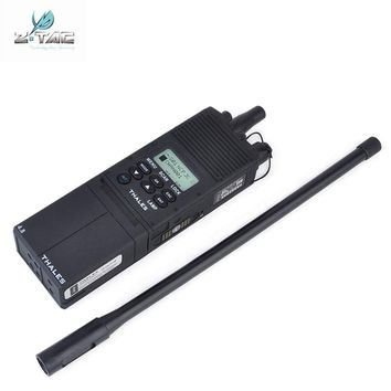 Tactical (UV)MBIT PRC-148 Multiband Inter Intra Team Dummy Radio Case Talkie Walkie Case Dummy Military Paintball Z022