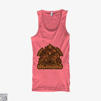 Kokiri Forest Scrubs, Zelda Tank Top