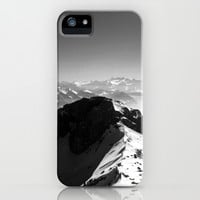 Alps iPhone & iPod Case by NicholasB | Society6