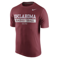 Nike College Practice (Oklahoma) Men's Basketball T-Shirt
