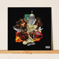 Migos - Culture 2XLP | Urban Outfitters