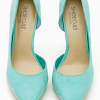 Ella Pump - Mint