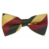 Cirencester Men's Silk Bow Tie - Smart Turnout