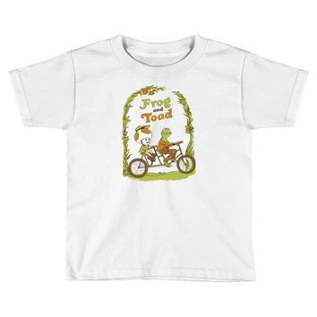 frog & toad Toddler T-shirt