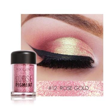 Shimmering Luminous Eye Shadow glitter by Focallure