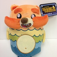 "Official Bravest Warriors Impossibear 10"" Plush Toy ""Convention Exclusive"""