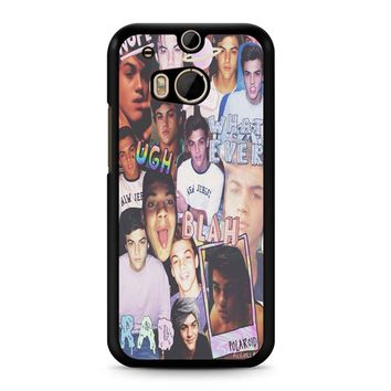 Dolan Twins Collage 3 HTC M8 Case