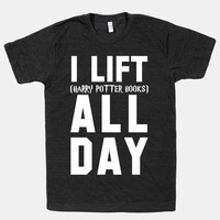 I lift (Harry Potter Books) All Day