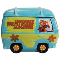 Scooby-Doo Mystery Machine Cookie Jar |