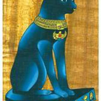Cat-Headed Goddess Bastet