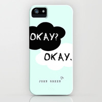The Fault In Our Stars iPhone & iPod Case by Jenny W.