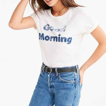 Project Social T Good Morning Tee