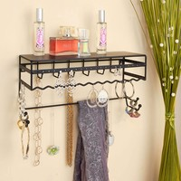 Jewelry Wall Mount Organizer