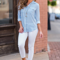 On The Go Skinny Jeans, White