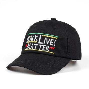 Trendy Winter Jacket 2018 new Black Lives Matter Baseball Cap Trending Rare Hat I Feel Like Pablo Kanye Snapback Cap Tumblr Hip Hop Dad Hat Men Women AT_92_12