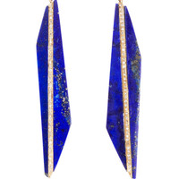 Bisect Long Earrings by Maiyet - Moda Operandi