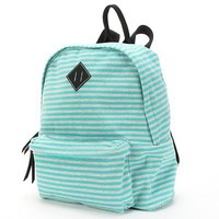 Candie's Susie Striped Backpack