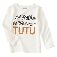 I'd Rather Be Wearing A Tutu Tee