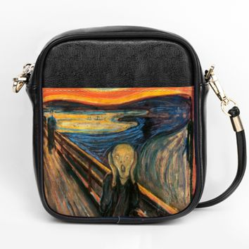 The Scream Crossbody