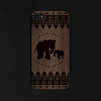 Elephant iPhone 5 Case - Elephant iPhone 5c Case - Wood iPhone 5c Case Wood iPhone 5 Case - Elephant iPhone 5c Case - Elephant iPhone 4 Case