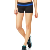 LLD Contrast Stripe Volleyball Shorts