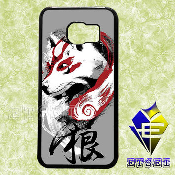 Wolf 34232 case For Samsung Galaxy S3/S4/S5/S6 Regular/S6 Edge and Samsung Note 3/Note 4 case