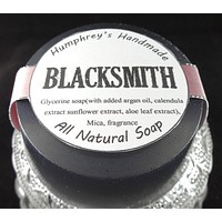 BLACKSMITH Soap | Tobacco Blossom Caramel | Beard Wash | Shave Soap