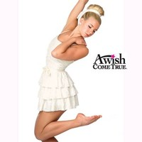 A Wish Come True Dance 2013: That Time - Child Ballet/Lyrical Dance Dress