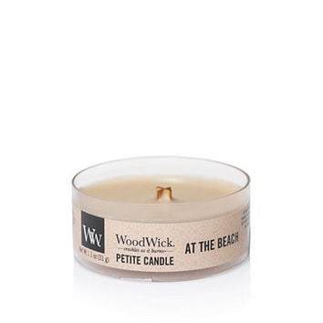 At the Beach : Petite Candles : WoodWick