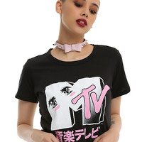 MTV Anime Kana Logo Girls T-Shirt