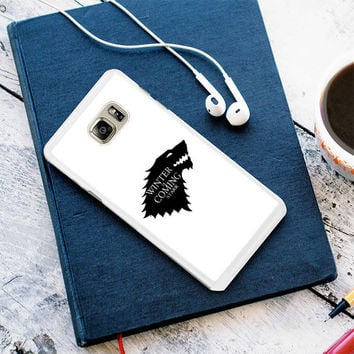 Game Of Thrones Who is Crown Samsung Galaxy S7 Edge Case Planetscase.com