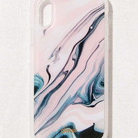 Sonix Luxe Marble Quartz iPhone X Case | Urban Outfitters