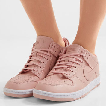 Nike - Quickstrike Dunk leather sneakers
