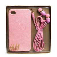 iPhone 4/4s-set – van H&M