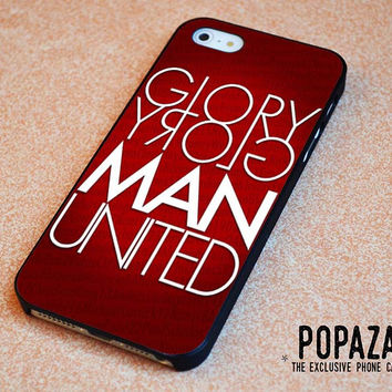 Manchester United FC Glory iPhone 5 | 5S Case Cover