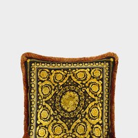 Versace Vanity Cushion - Black - Home Collection | US Online Store