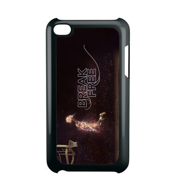 Lebron James Break Free iPod Touch 4 iPod Touch 5 iPod Touch 6 Case