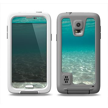 The Under The Sea Scenery Samsung Galaxy S5 LifeProof Fre Case Skin Set