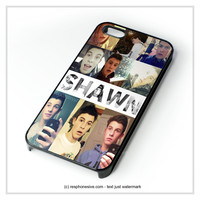 Shawn Mendes iPhone 4 4S 5 5S 5C 6 6 Plus , iPod 4 5 , Samsung Galaxy S3 S4 S5 Note 3 Note 4 , HTC One X M7 M8 Case