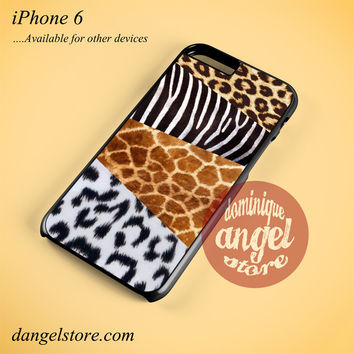 Animal Pattern Phone case for iPhone 6 and another iPhone devices