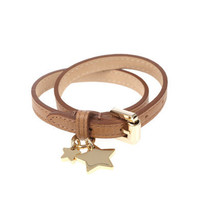 Double wrap star charm bracelet | Mulberry | Matchesfashion.com