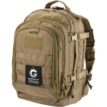 GX-500 Crossover Utility Backpack, DE