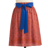 Not That Add Skirt | Mod Retro Vintage Skirts | ModCloth.com