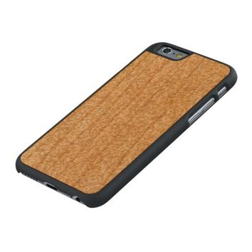 Cool Light Gold Glitter Carved® Cherry iPhone 6 Slim Case