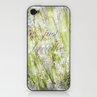 Just Breathe II iPhone & iPod Skin by Jenndalyn | Society6