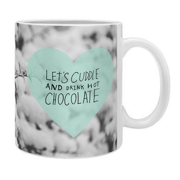 Allyson Johnson Winter Time Love Coffee Mug