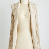 Long Long Sleeve Spirit of Serenity Cardigan by ModCloth
