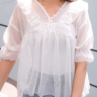 Softly Blouse