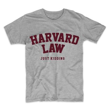 Harvard Law, Unisex T-Shirt